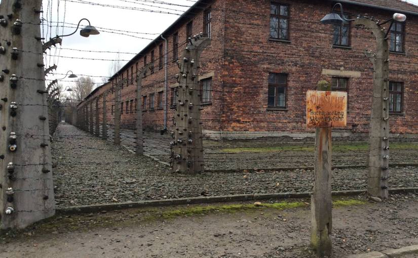 Eastern Europe Trip : Nazi Concentration Camp,Poland